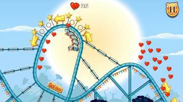 Nutty Fluffies Rollercoaster читы
