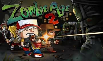 Zombie Age 2 взлом
