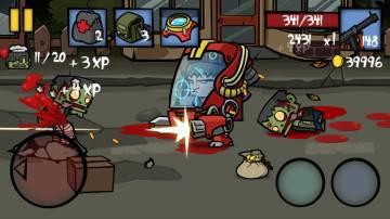 Zombie Age 2 прохождение