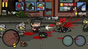 Zombie Age 2 секреты