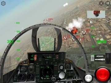 AirFighters Pro взлом