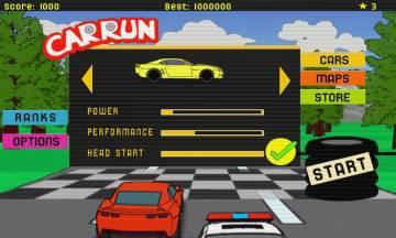 Car Run взлом