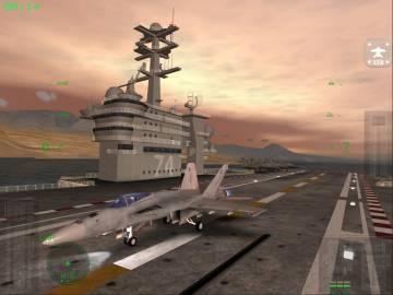 F18 Carrier Landing взлом