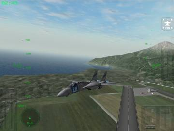 F18 Carrier Landing секреты