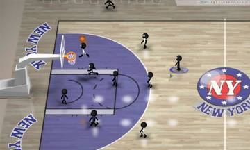 Stickman Basketball взлом