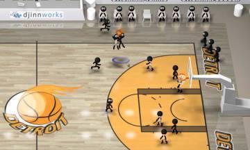 Stickman Basketball прохождение