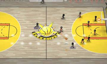 Stickman Basketball читы