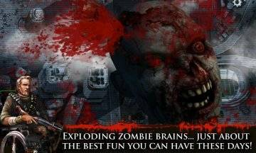 CONTRACT KILLER: ZOMBIES на андроид