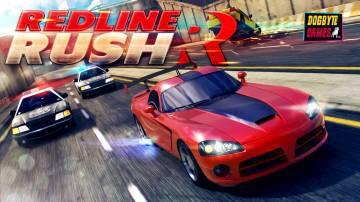 Redline Rush много денег