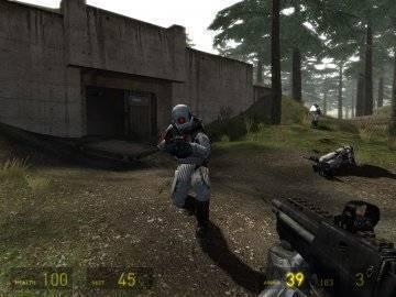Half-Life 2 взлом