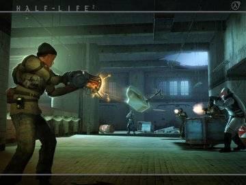Half-Life 2 прохождение