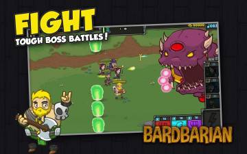 Bardbarian: Golden Axe Edition читы