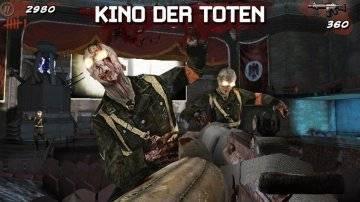 Call of Duty Black Ops Zombies прохождение