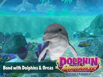 Dolphin Paradise: Wild Friends читы