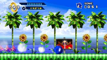 Sonic 4 Episode I прохождение