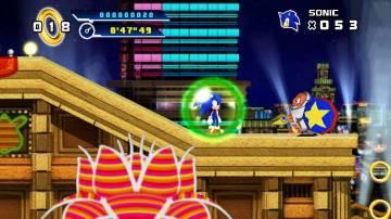 Sonic 4 Episode I на андроид