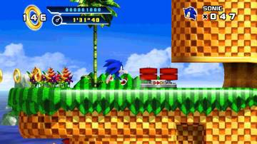 Sonic 4 Episode I читы