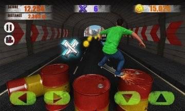 Street Skater 3D секреты