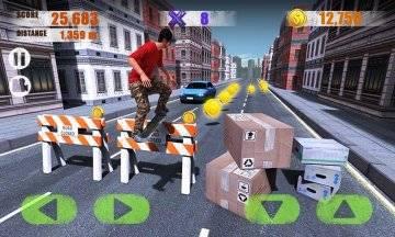 Street Skater 3D читы