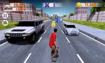 Street Skater 3D взлом