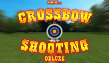 Crossbow Shooting deluxe читы