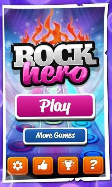 Rock Hero секреты