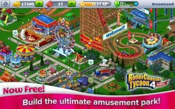 RollerCoaster Tycoon 4 читы