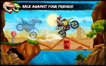 Bike Rivals читы