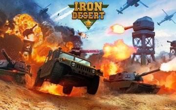 Iron Desert взлом