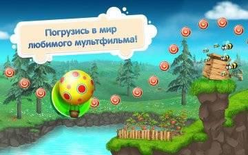 Маша и Медведь: Игра на андроид
