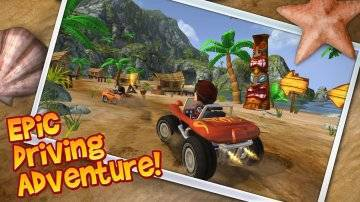 Beach Buggy Blitz взлом