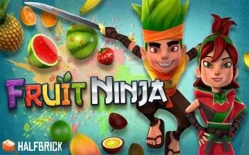 Fruit Ninja взлом