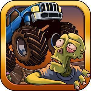 Автомобильная гонка зомби