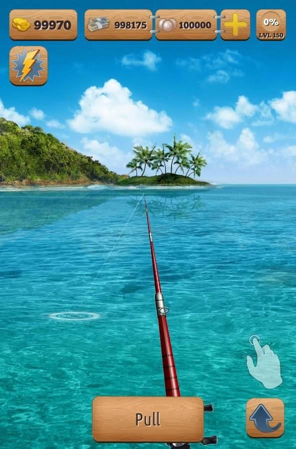 Приготовьтесь к рыбалке, используя подробный 7-дневный прогноз погоды и приливов.