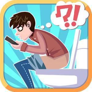 Приключения в туалете - Toilet