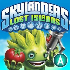 Skylanders Lost Islands