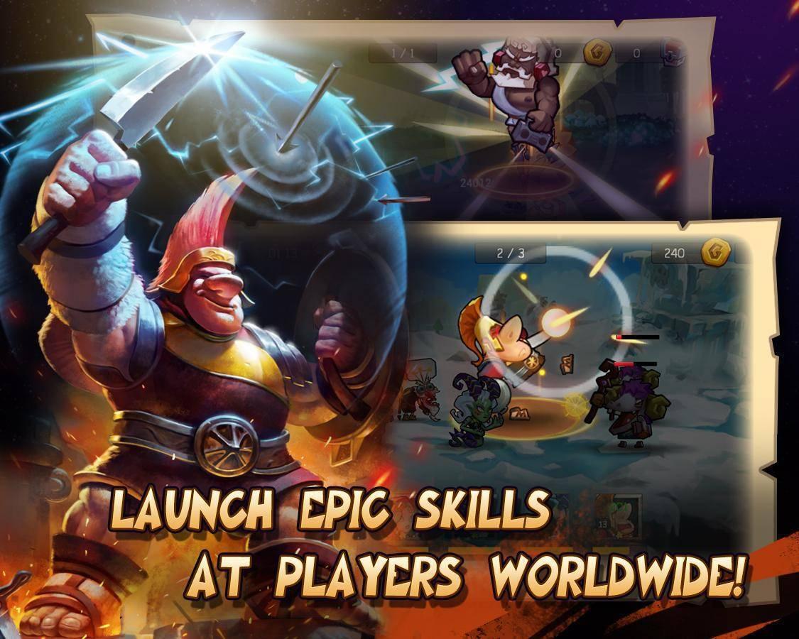 Скачать игру Gods Rush взлом читы и секреты на андроид