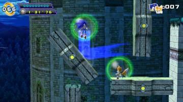 Sonic 4 Episode II на андроид