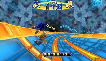 Sonic 4 Episode II много денег
