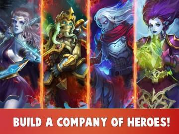 Heroes Charge коды