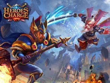 Heroes Charge взлом