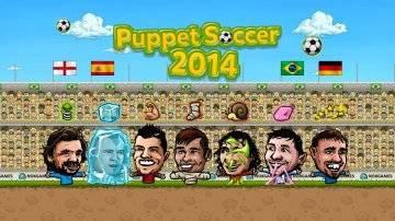 Puppet Soccer 2014 взломанный