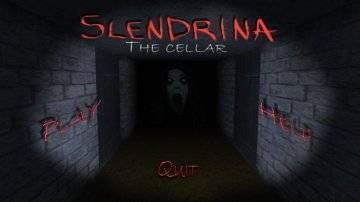 Slendrina: The Cellar взлом