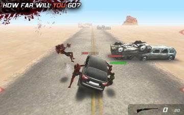 Zombie Highway взлом