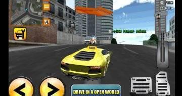 Crazy Driver Taxi Duty 3D взлом