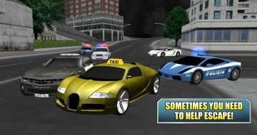 Crazy Driver Taxi Duty 3D читы