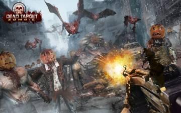 DEAD TARGET: Zombie взлом
