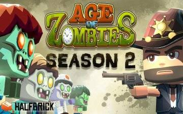 Age of Zombies Season 2 взлом