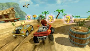 Beach Buggy Racing мод