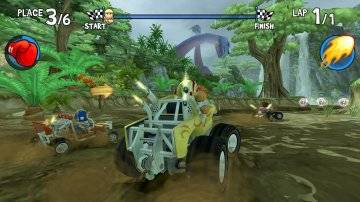 Beach Buggy Racing коды